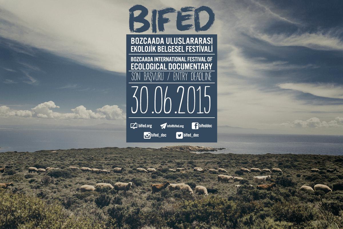 BIFED 2015 Afiş