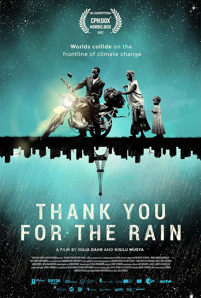 BIFED 2017 Kazananı Yağmur İçin Teşekkürler